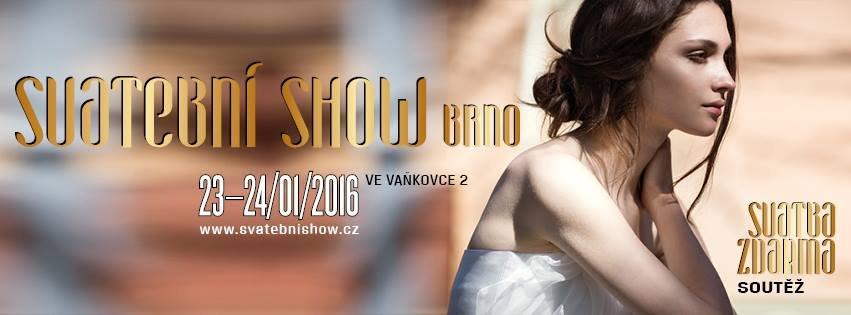 Svatební show Brno ve Vaňkovce - 23-24.1.2016